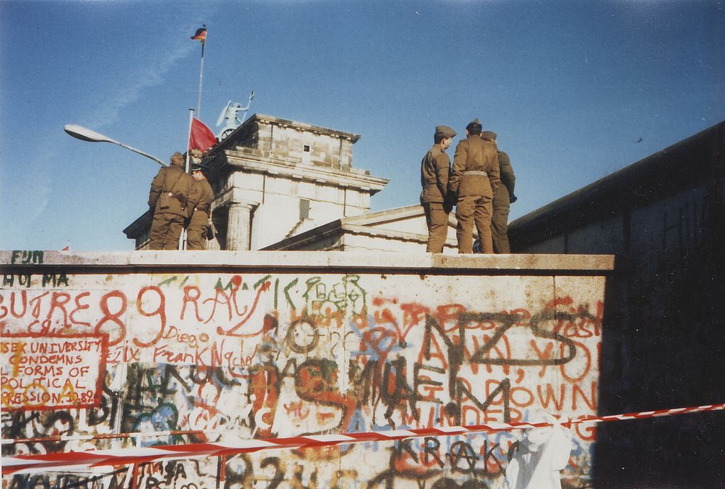 30 ans après, le Mur d'Europe